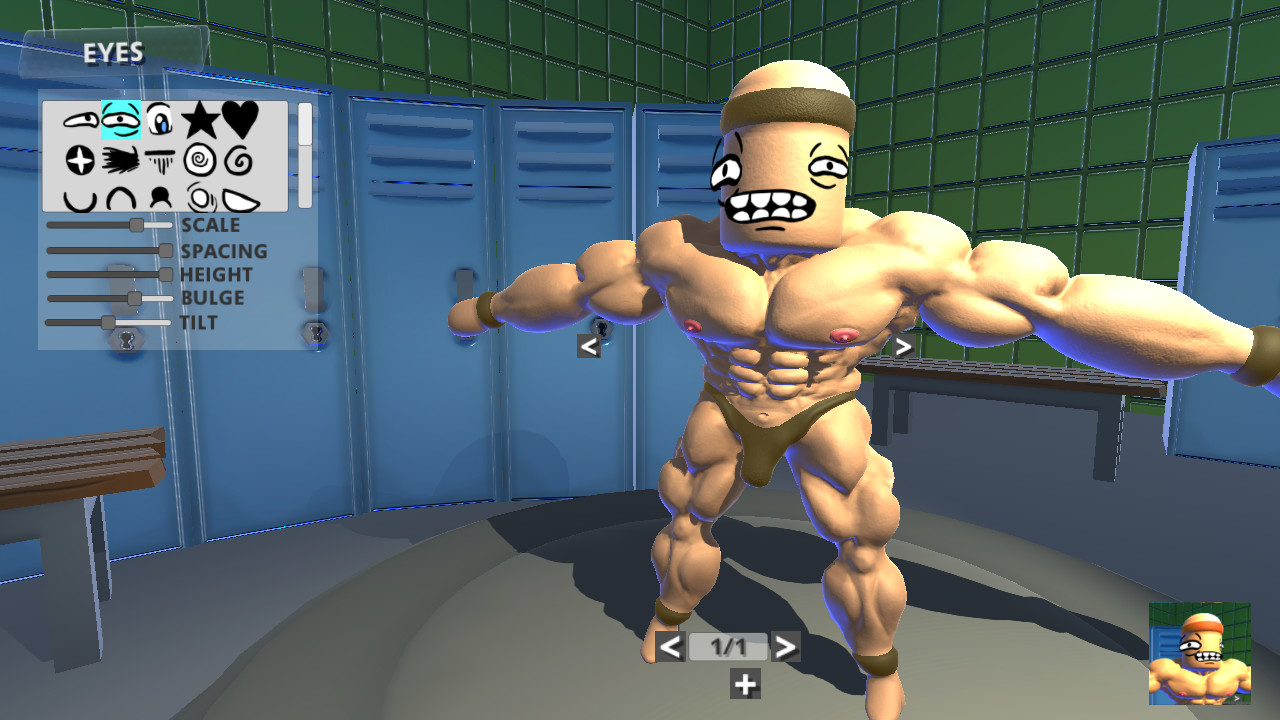 Mount Your Friends 3D: A Hard Man is Good to Climb screenshot