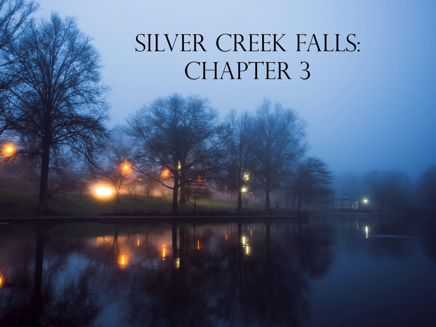 Silver Creek Falls - Chapter 3 screenshot
