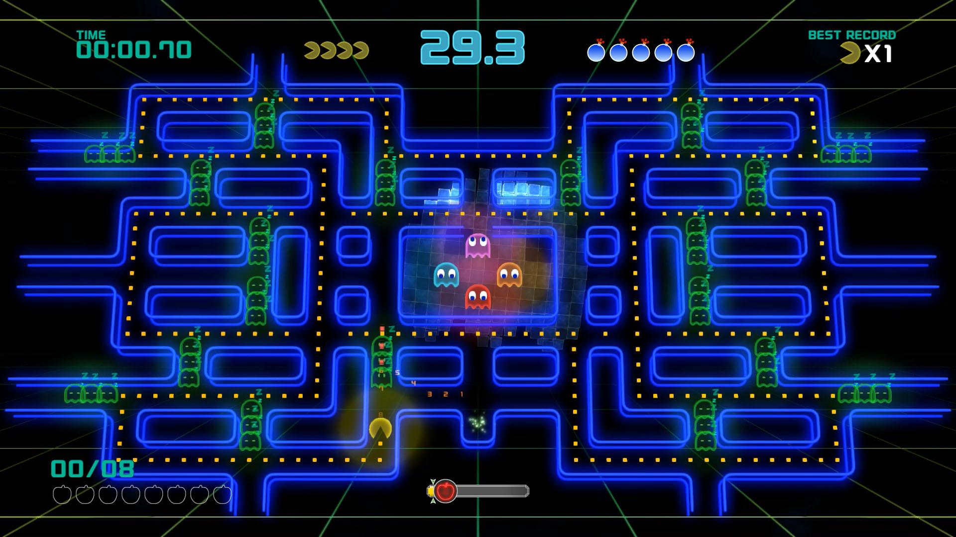 Pac-Man: Championship Edition 2 Screenshot 1