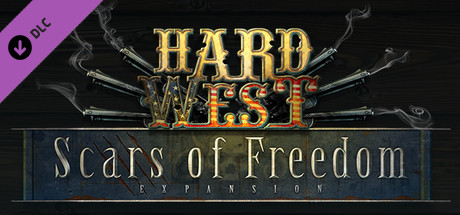 DLC ключ Hard West: Scars of Freedom