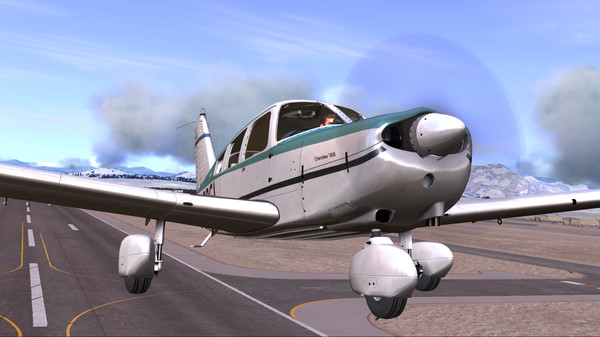 скриншот Dovetail Games Flight School 4