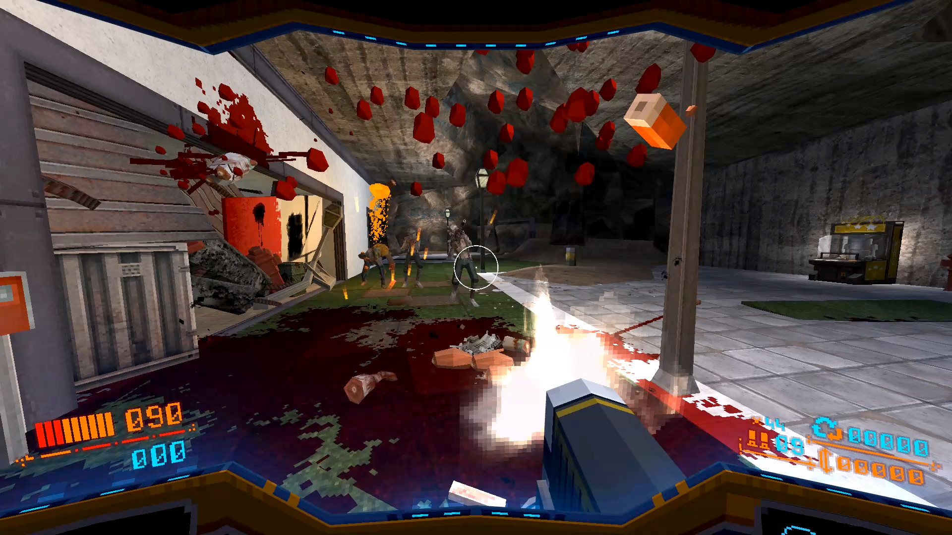 STRAFE: Millennium Edition screenshot