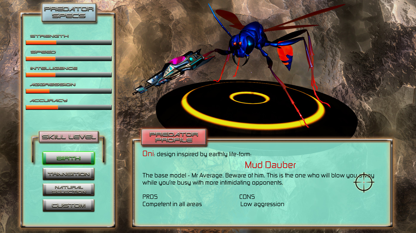 Insane Insects: The Inception screenshot