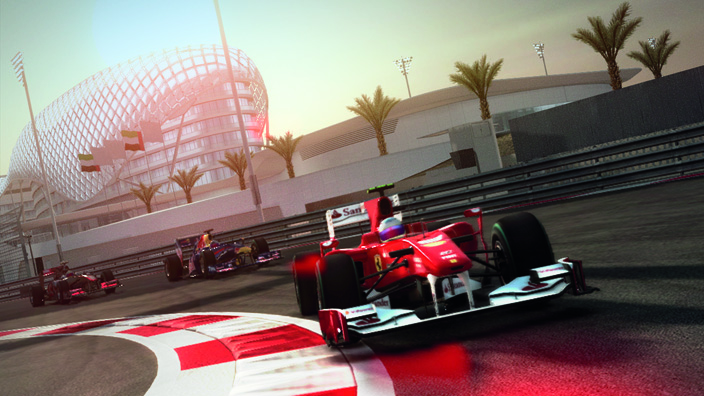 "F1 2010â""¢ screenshot"