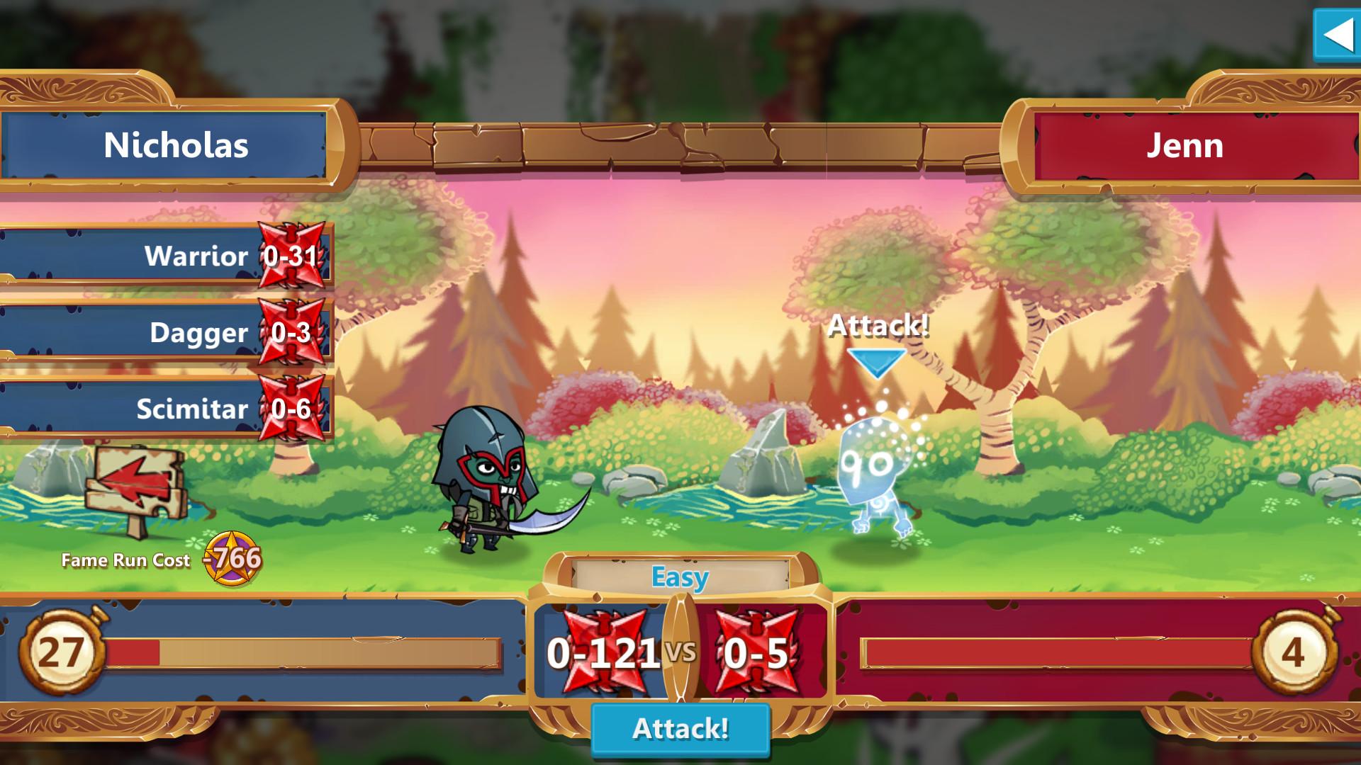 Hero Generations: ReGen screenshot