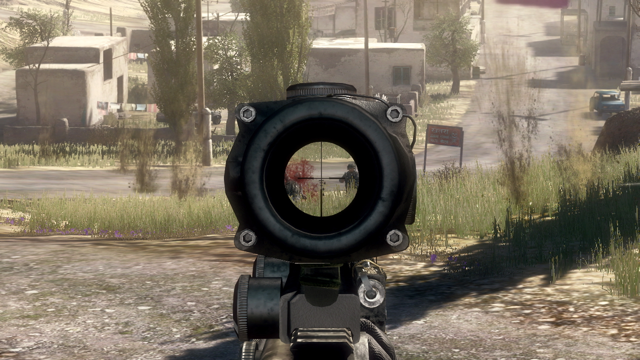 Operation Flashpoint: Red River screenshot
