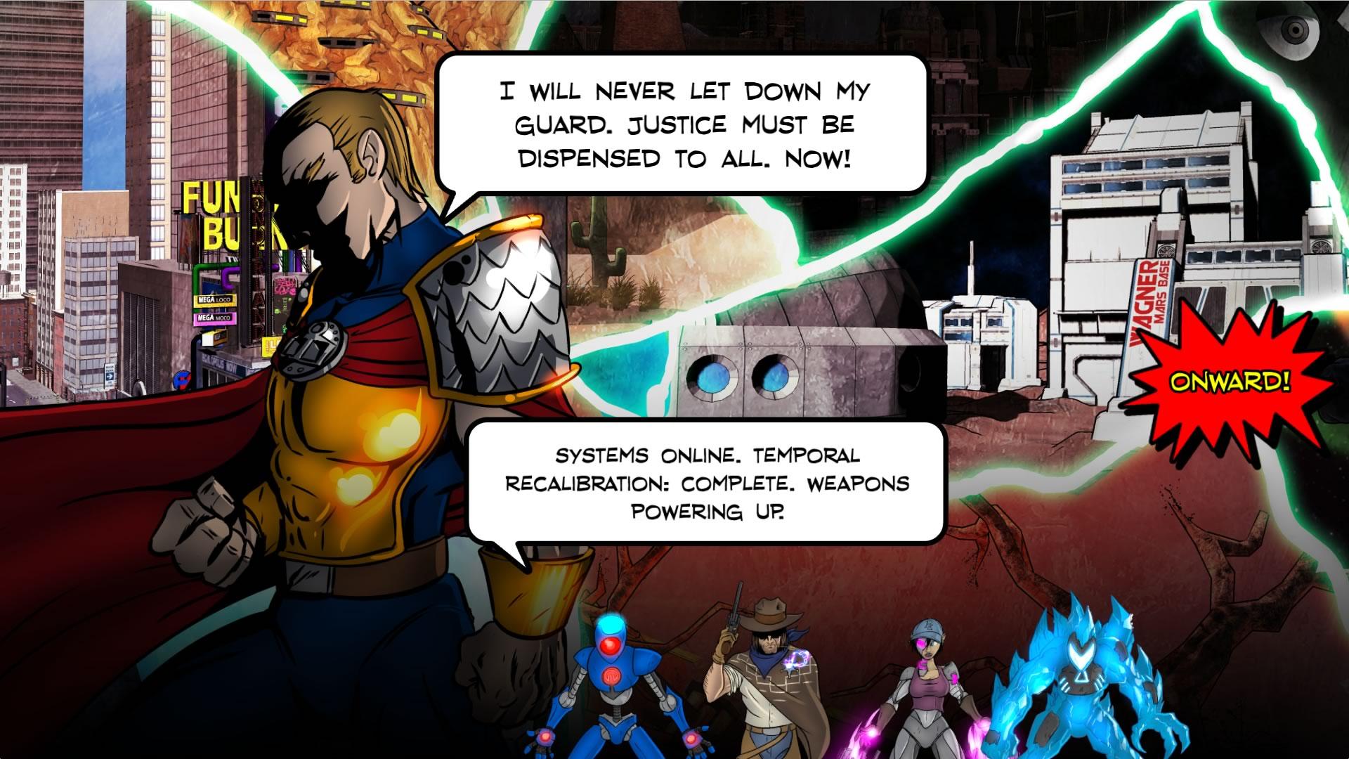 Sentinels of the Multiverse - Soundtrack (Volume 4) screenshot