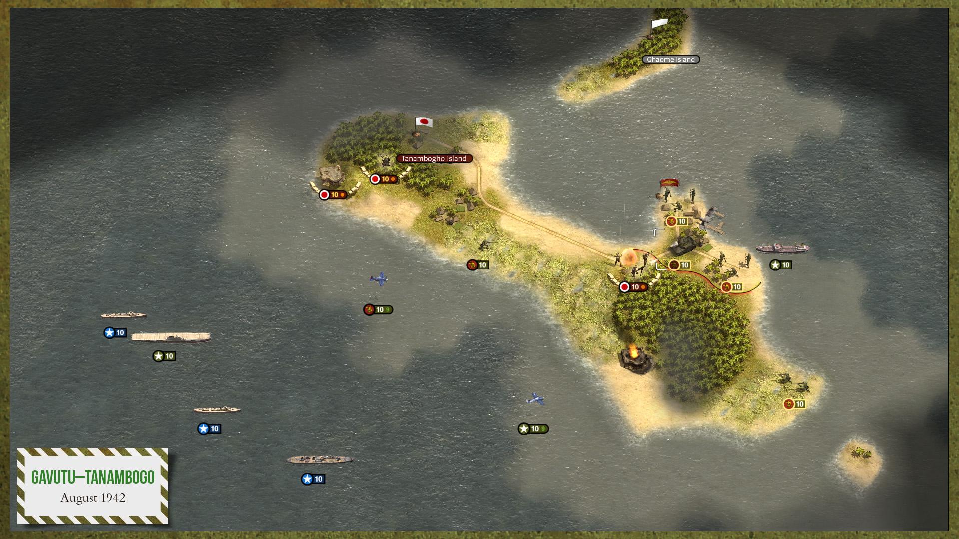 Order of Battle: U.S. Marines screenshot