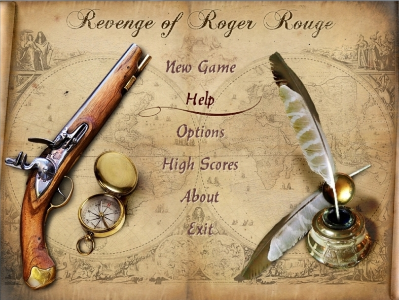 Revenge of Roger Rouge screenshot