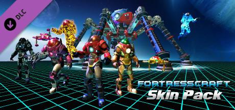 FortressCraft Evolved: Skin Pack #1
