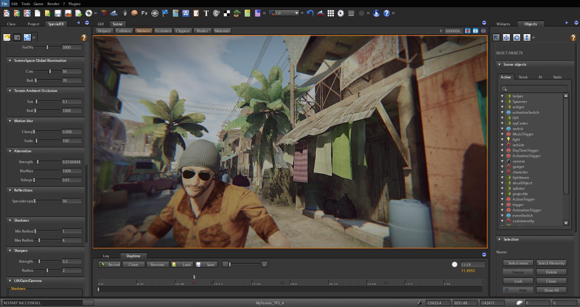 S2ENGINE HD screenshot