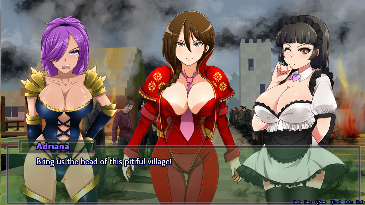Burokku Girls screenshot