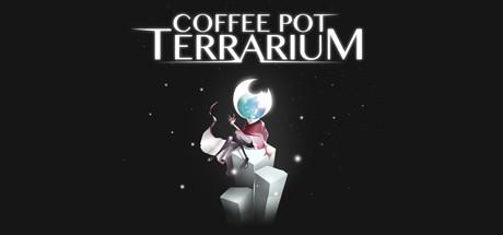 Coffee Pot Terrarium steam gift free