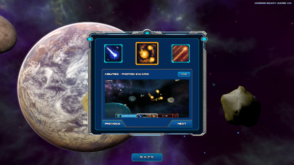 Asteroid Bounty Hunter PC Faniso