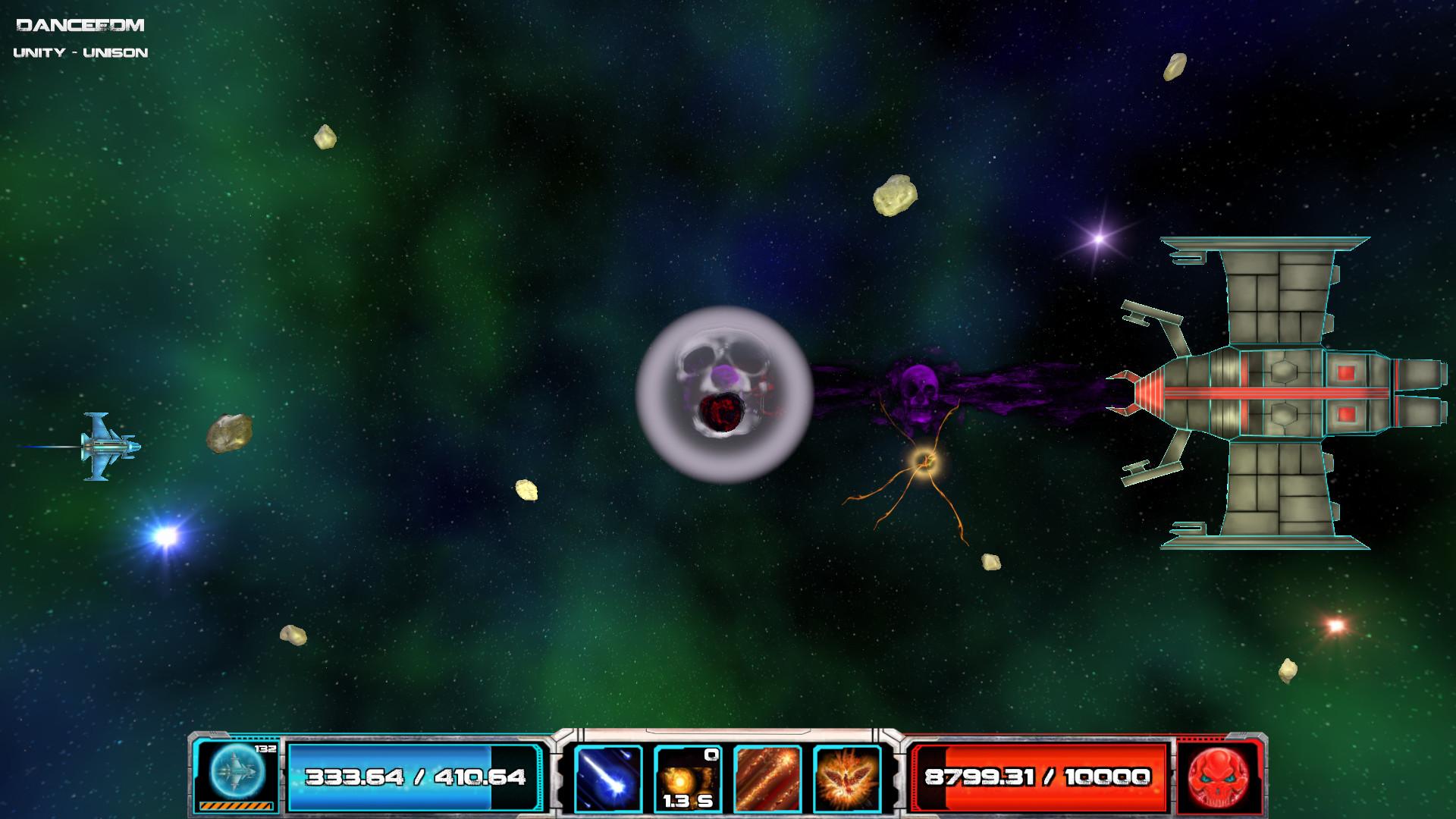 Asteroid Bounty Hunter screenshot
