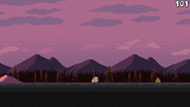 Mindless Running screenshot