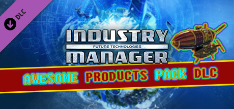 Industry Manager: Future Technologies - Awesome Products Pack