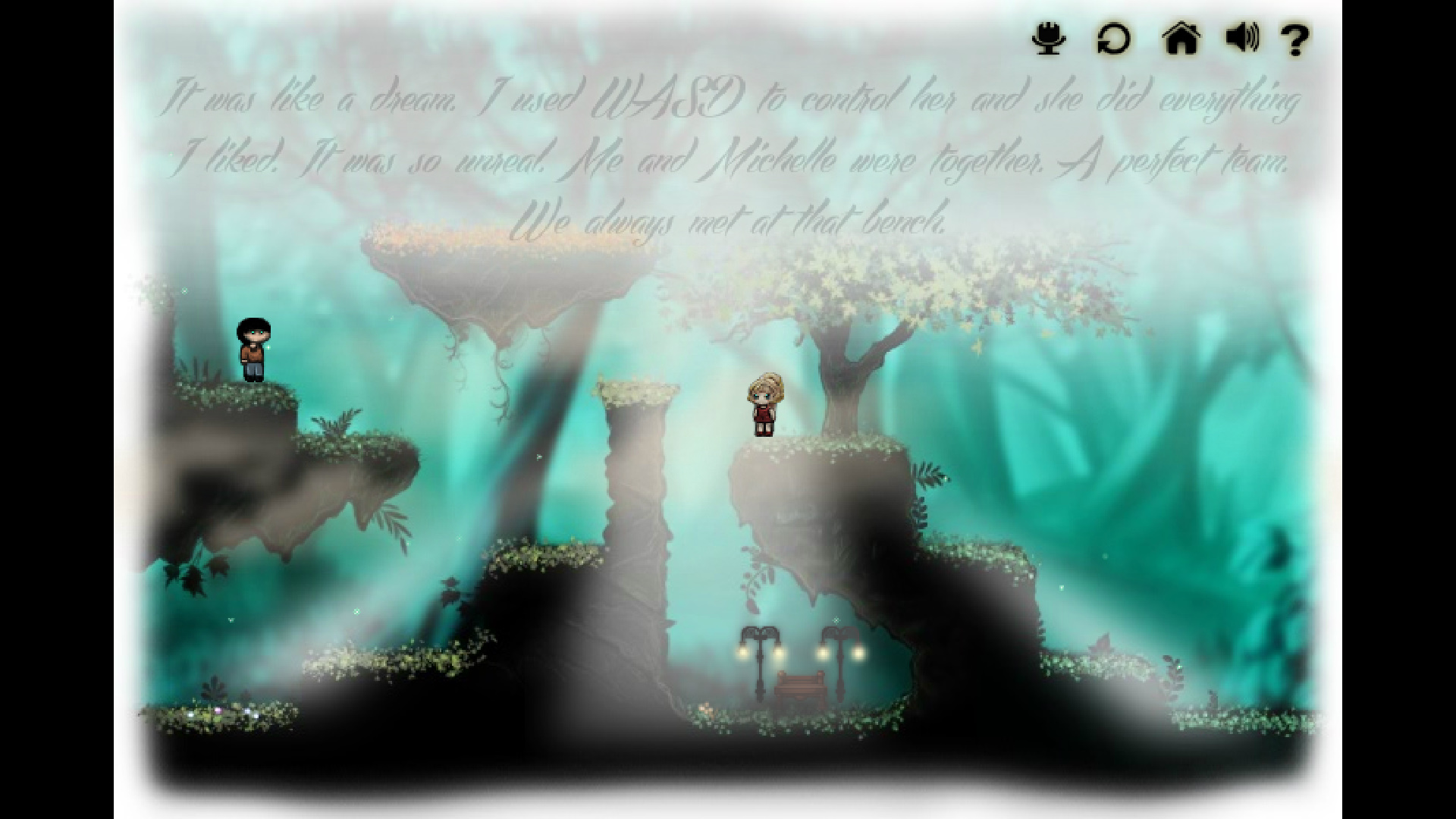 Broken Dreams screenshot