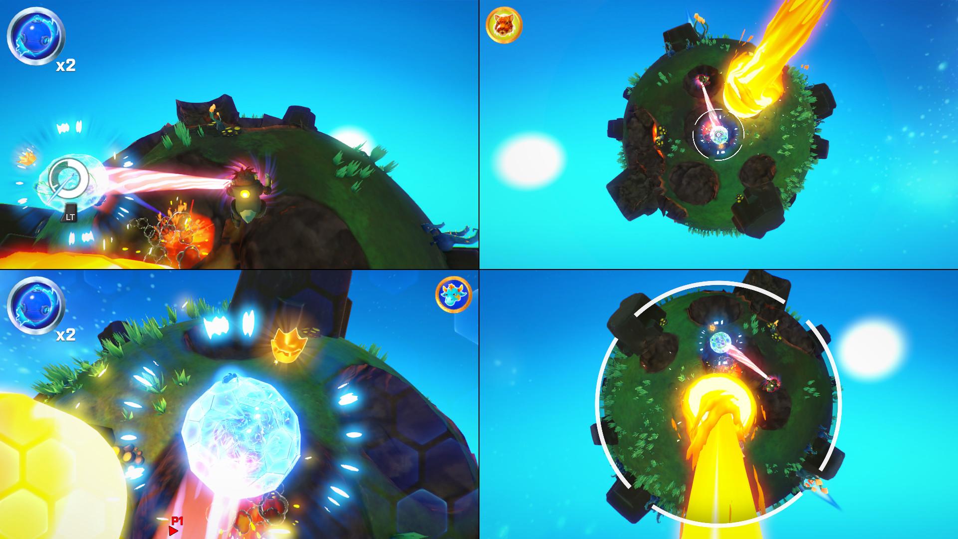 Nova Nukers! screenshot