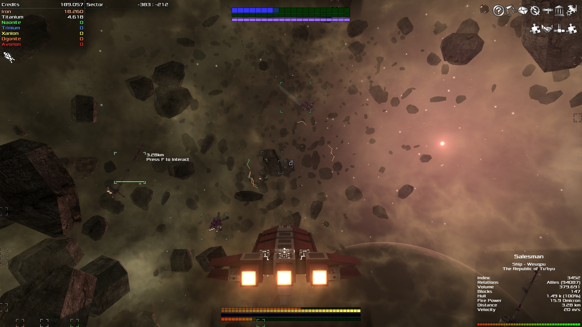 Avorion Screenshot 1