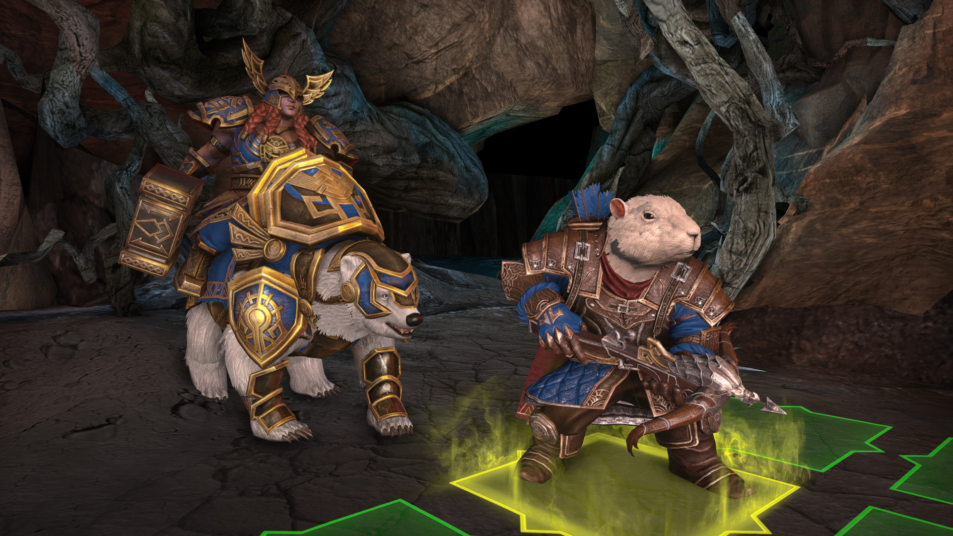 Might and Magic: Heroes VII – Trial by Fire screenshot