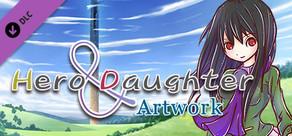 RPG Maker VX Ace - Hero & Daughter Artwork