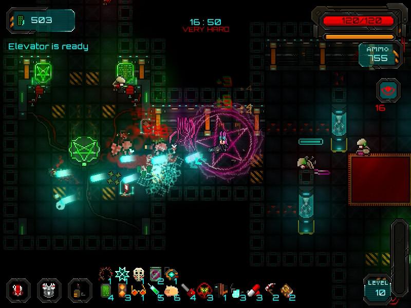 Void Raiders screenshot