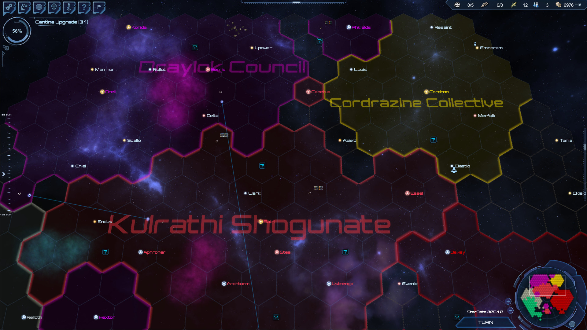 StarDrive 2: Sector Zero screenshot