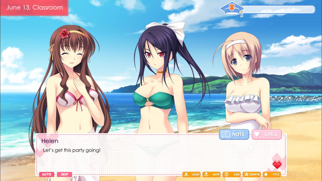 Love Language Japanese screenshot