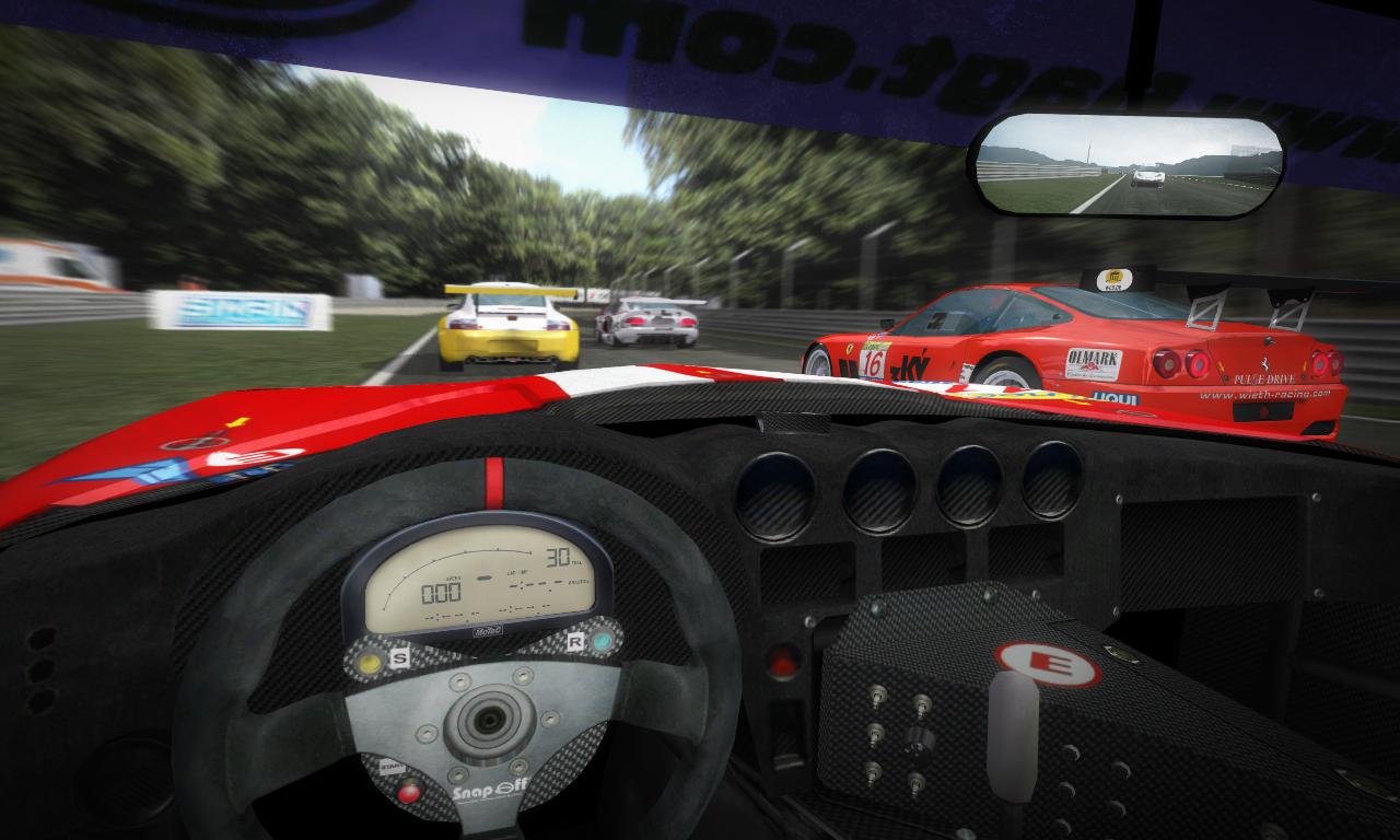GTR - FIA GT Racing Game screenshot