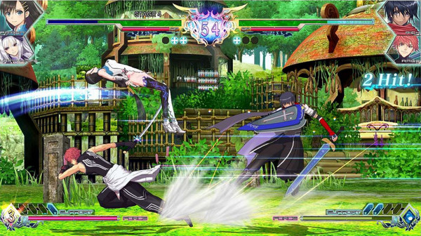 Blade Arcus from Shining Battle Arena v1.0-v1.01 Plus 10 Trainer-FLiNG