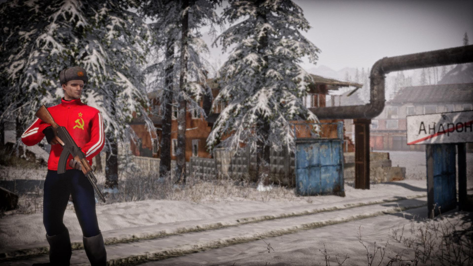 Survival: Supporter Pack DLC screenshot