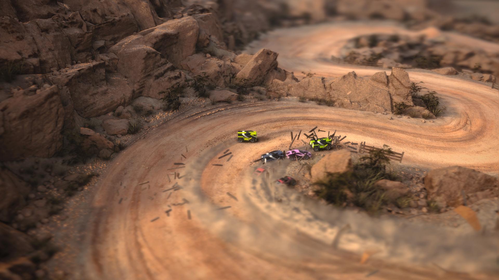 Mantis Burn Racing (RUS/ENG/MULTI9) [Repack]