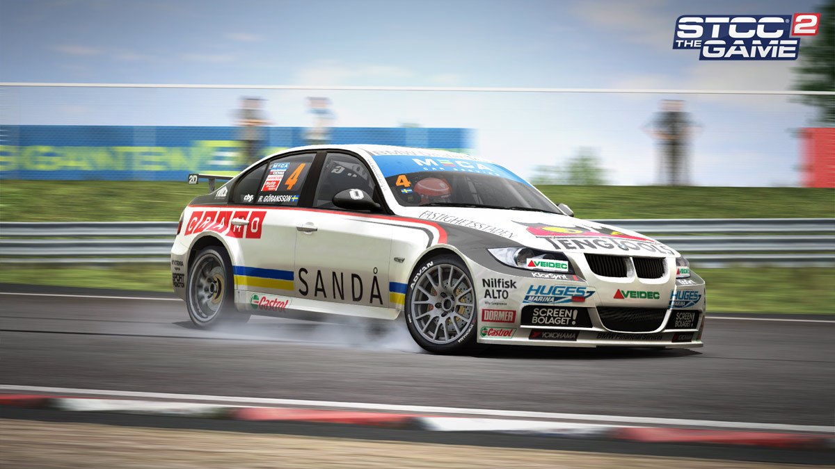 STCC The Game 2 – Expansion Pack for RACE 07 screenshot