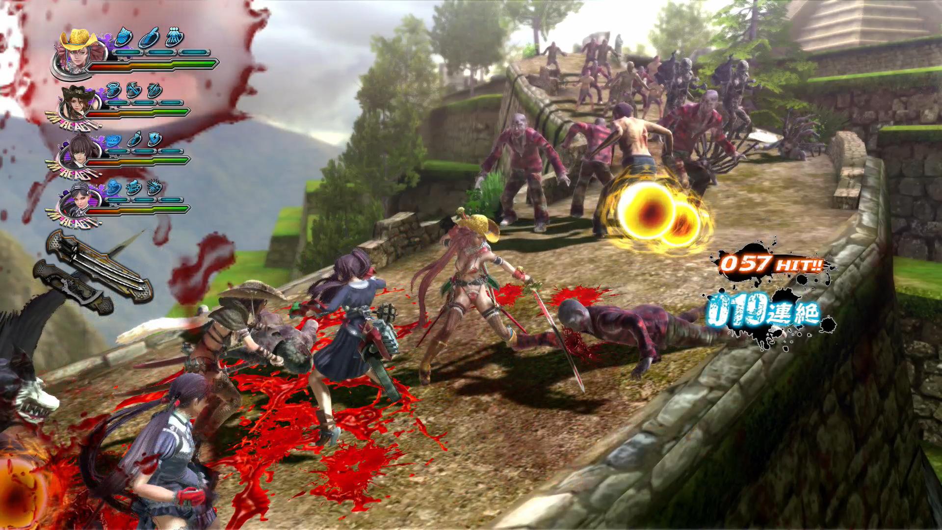 Onechanbara Z2: Chaos image 2