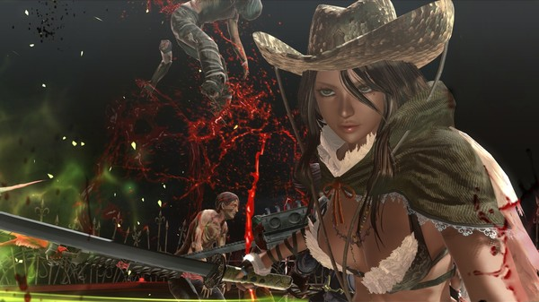 Onechanbara Z2 Chaos v1.01-v1.05 Plus 13 Trainer-FLiNG