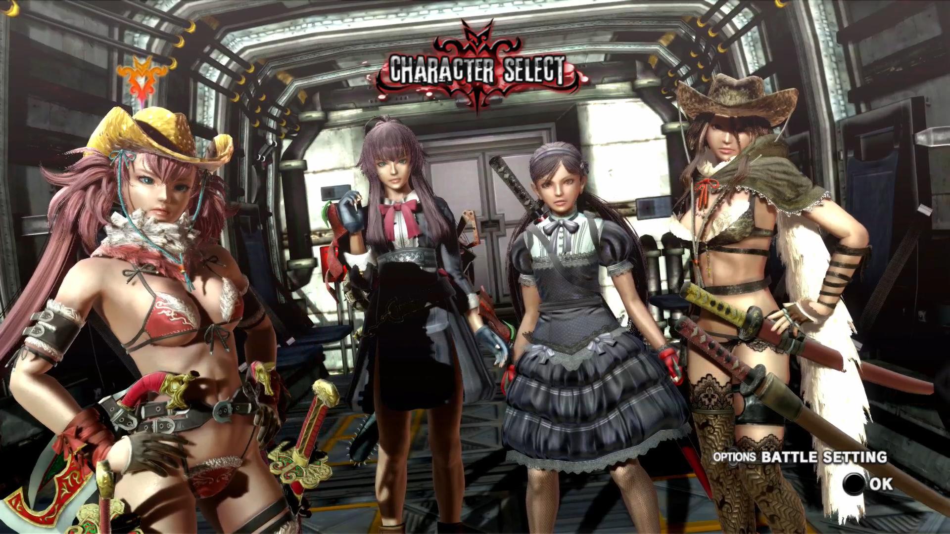 Onechanbara Z2: Chaos (JAP/ENG) [L]