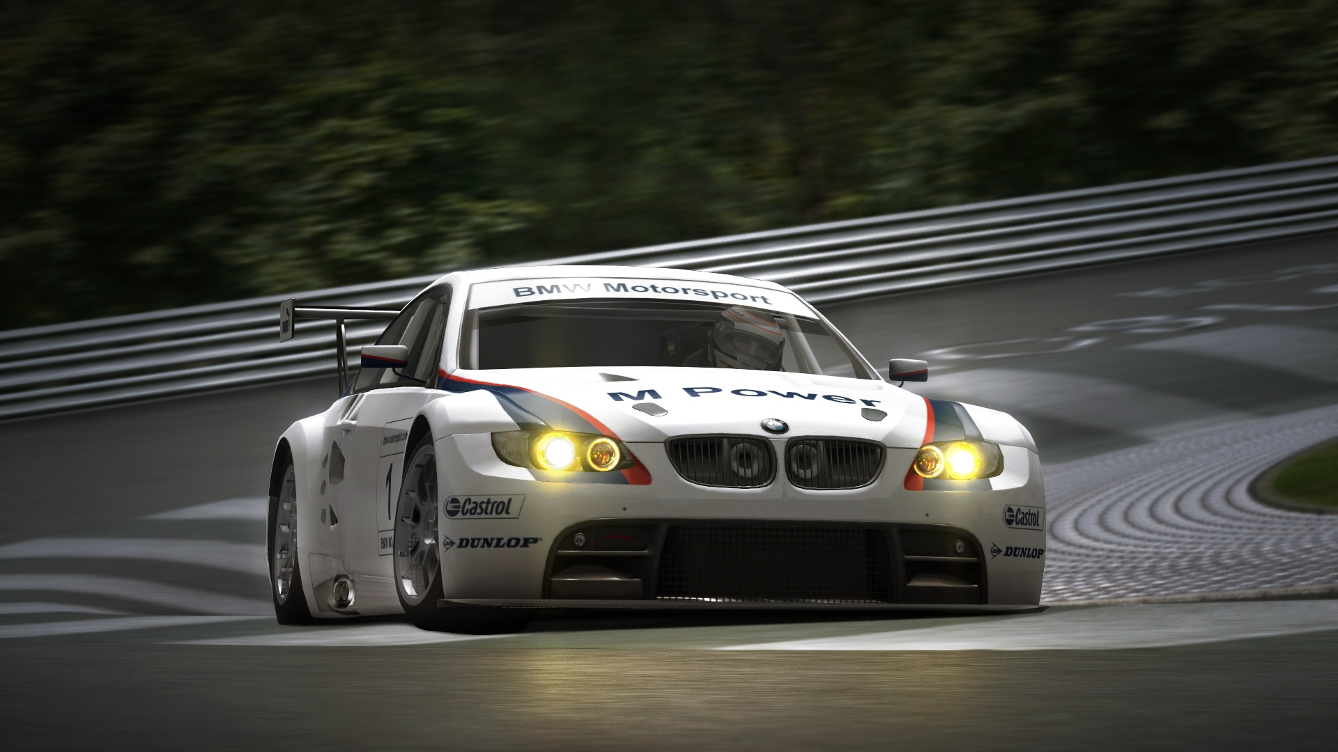 GT Power Pack – Expansion Pack for RACE 07 screenshot