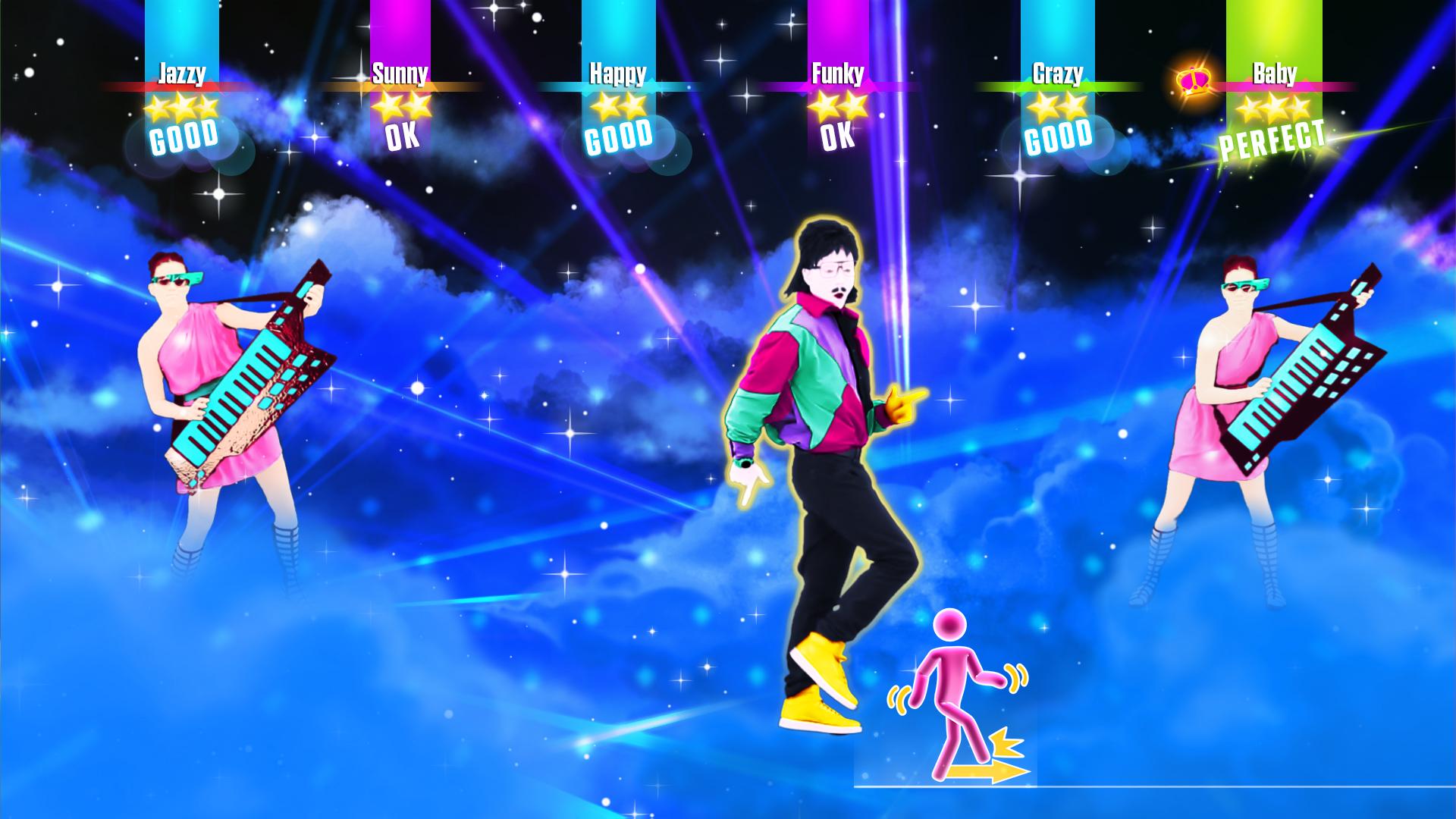 Скачать симулятор танца