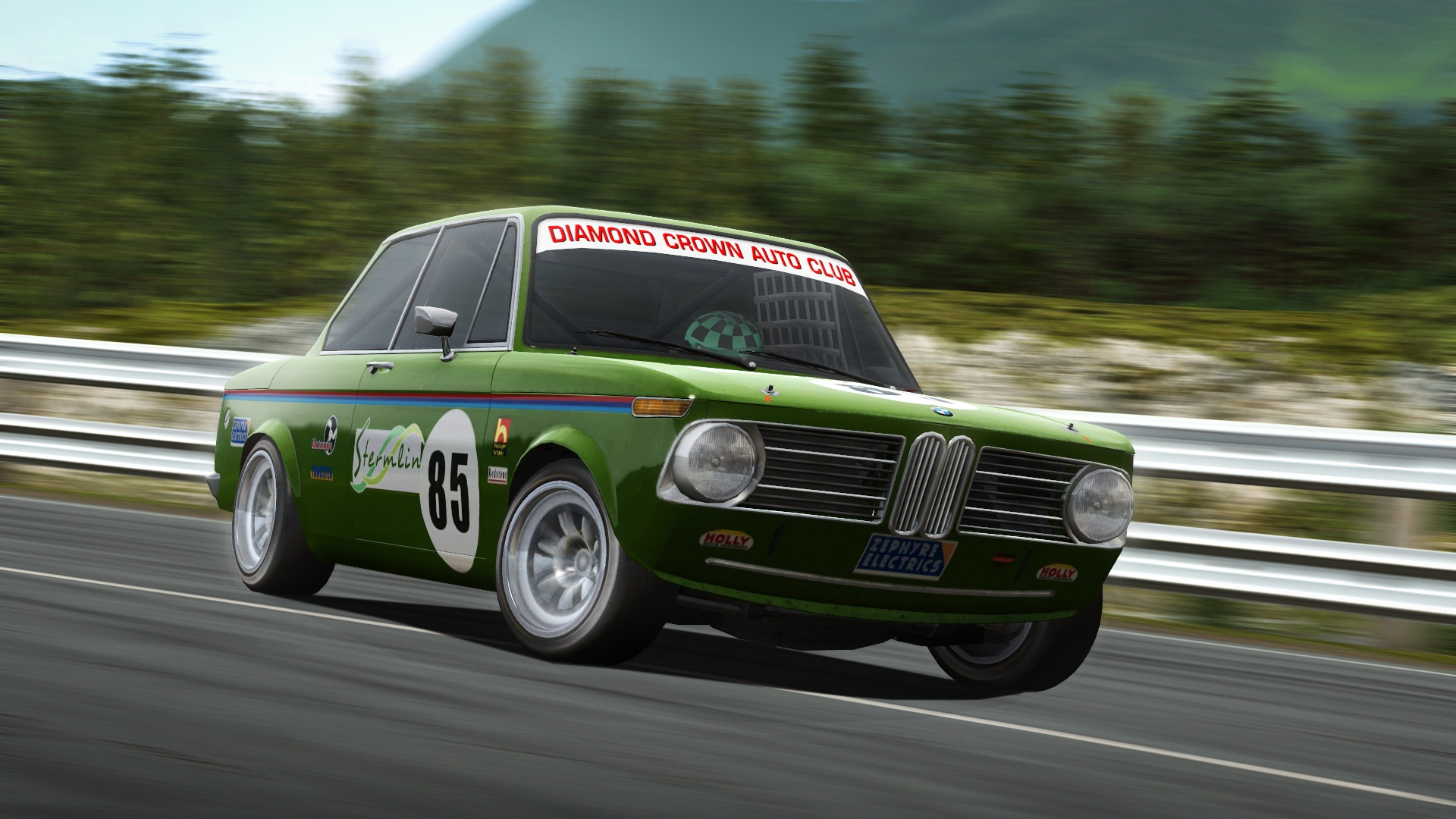 RETRO – Expansion Pack for RACE 07 screenshot