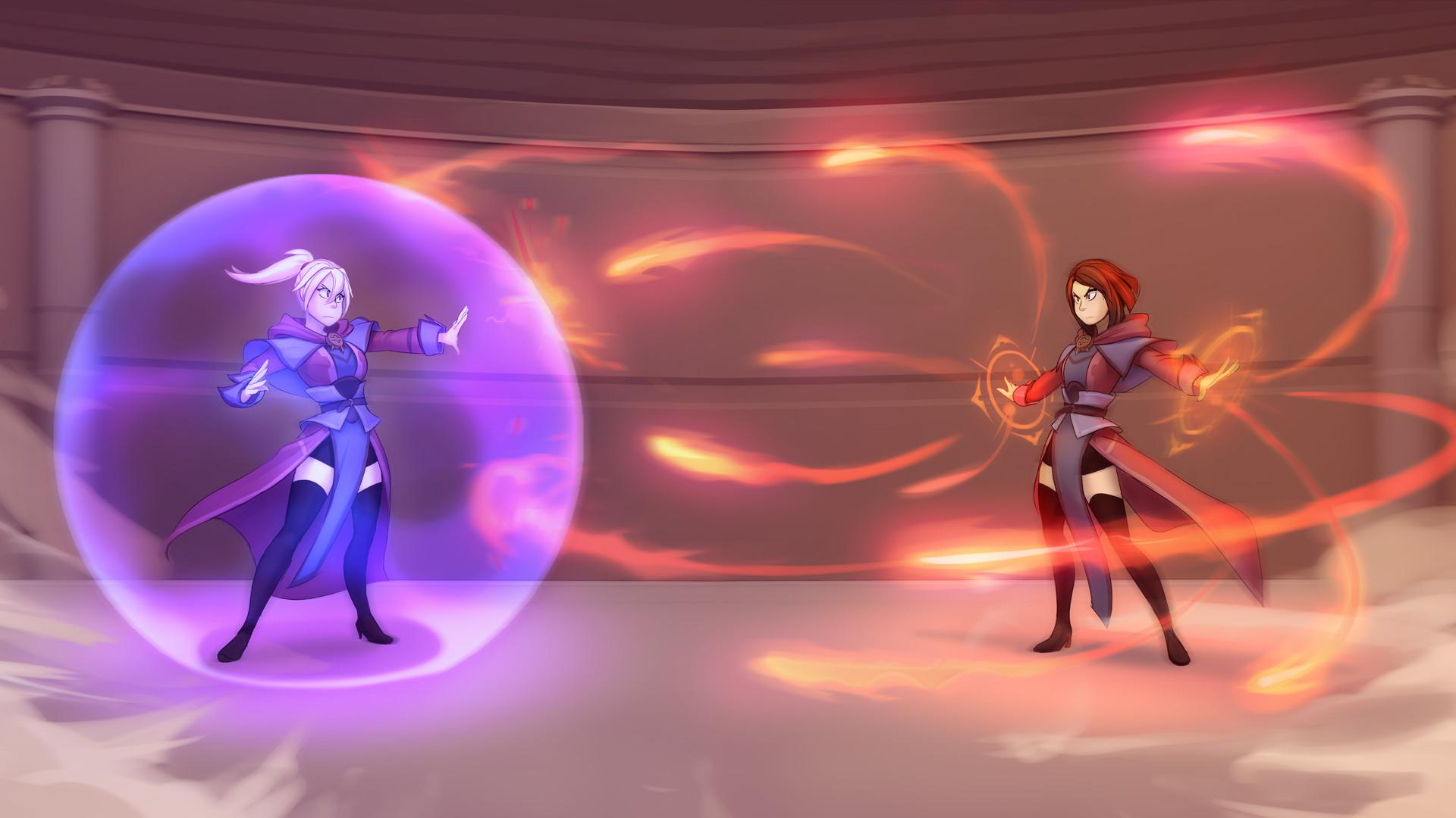 Magi Trials screenshot