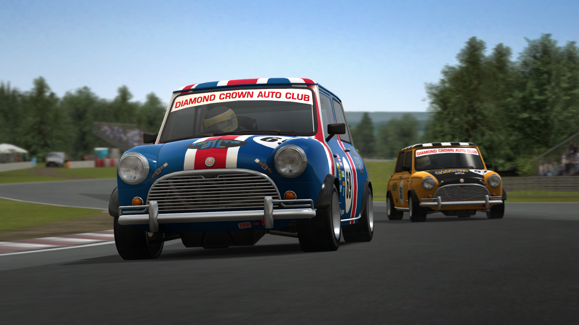 RACE Injection screenshot