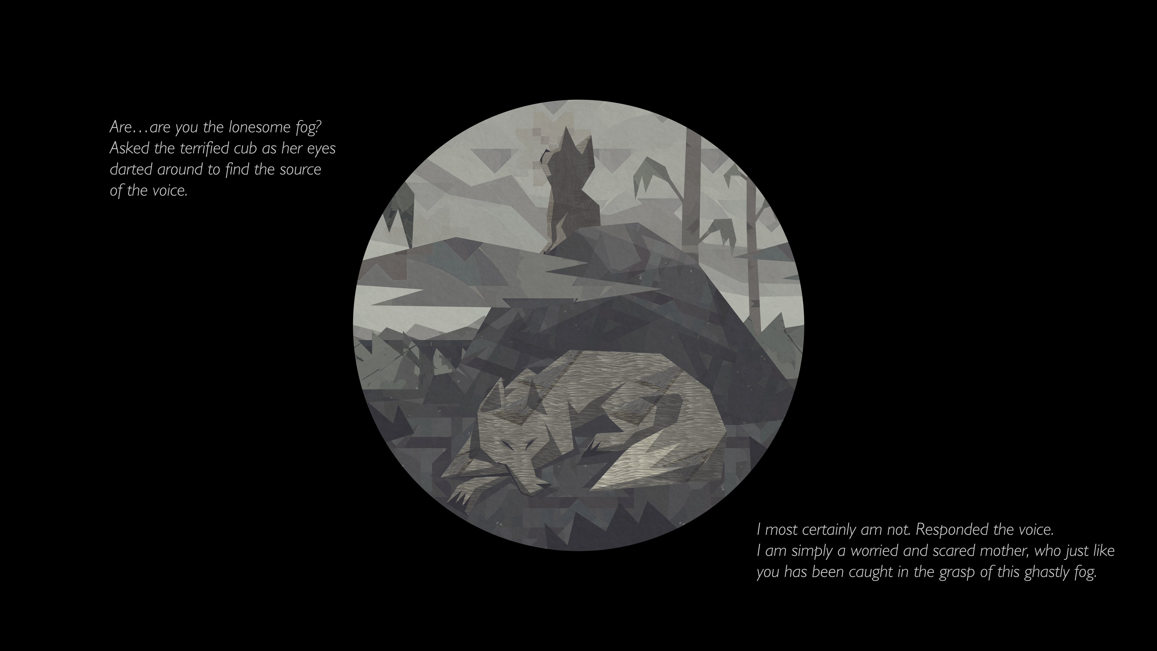 The Lonesome Fog screenshot