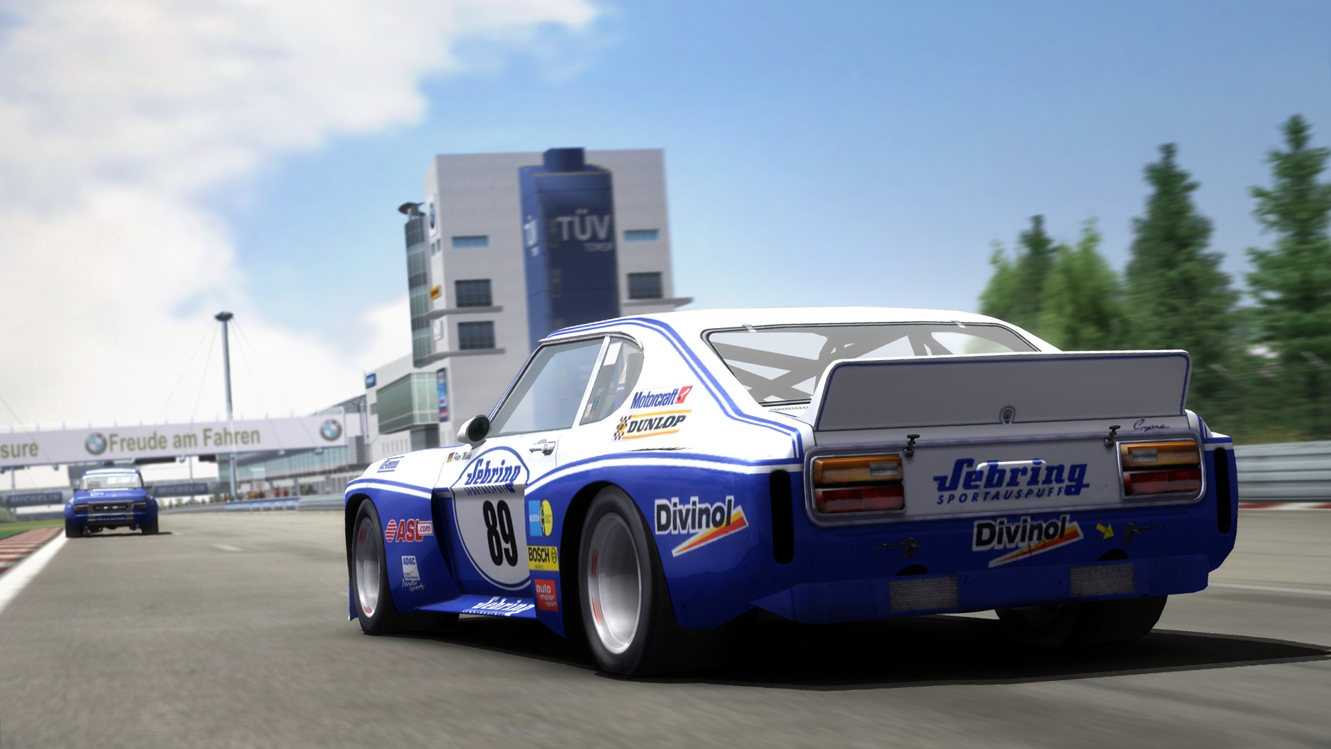 GT Legends screenshot