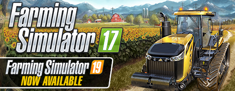 Now Available On Steam – Farming Simulator 17