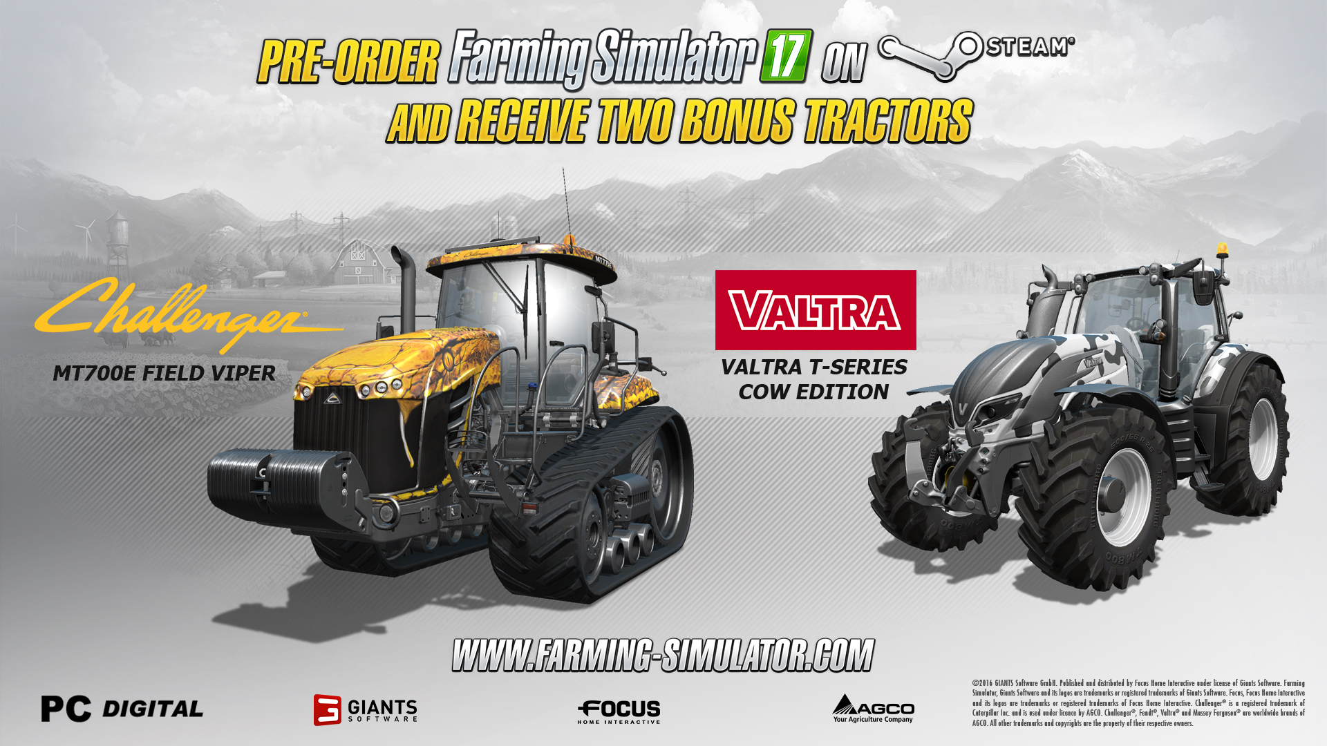 Farming Simulator 17 gratuit