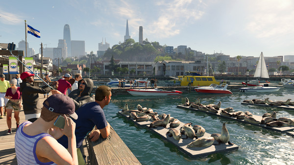 Watch Dogs 2 Version Complete