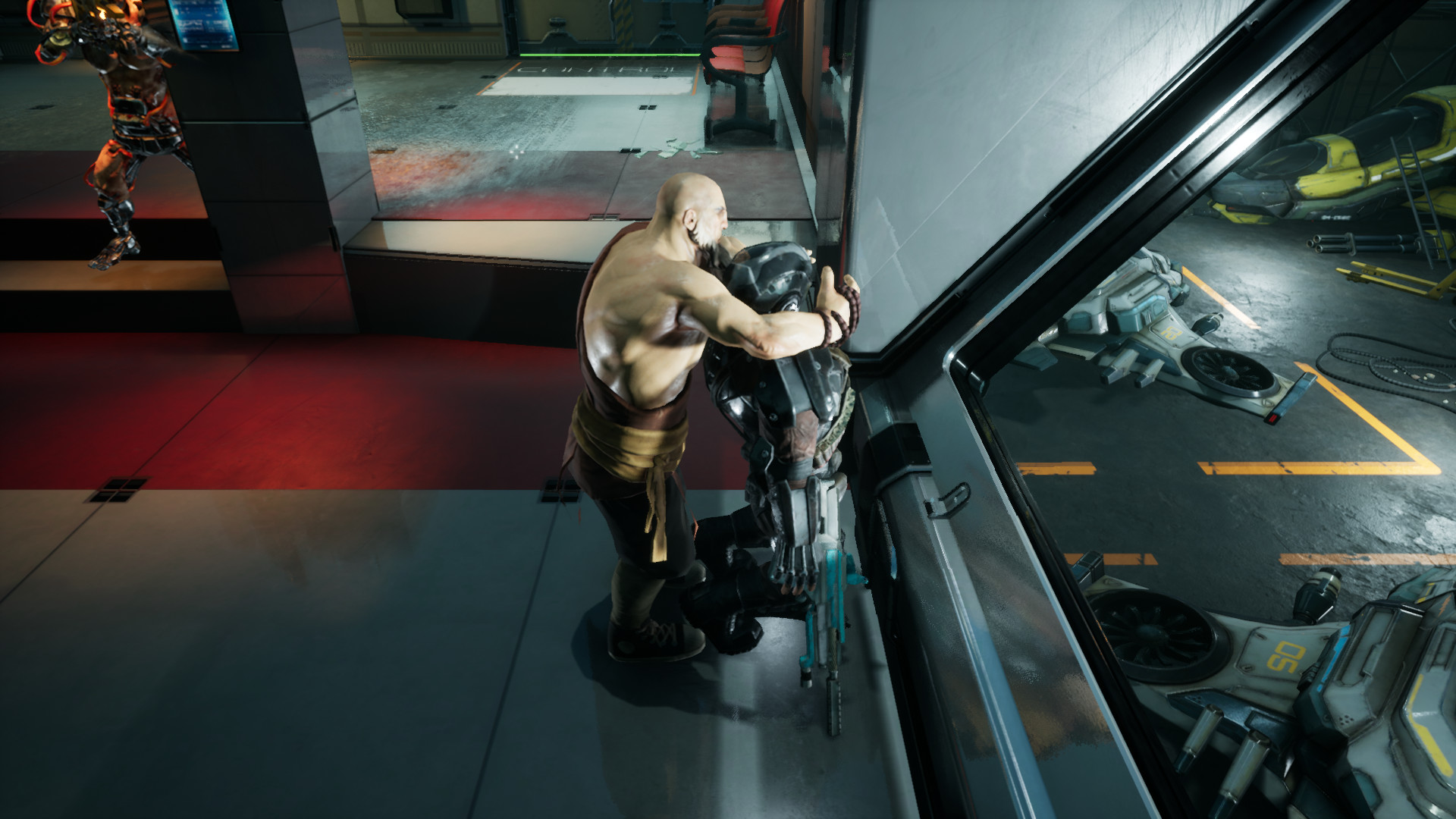 Redeemer (2017) full PC game