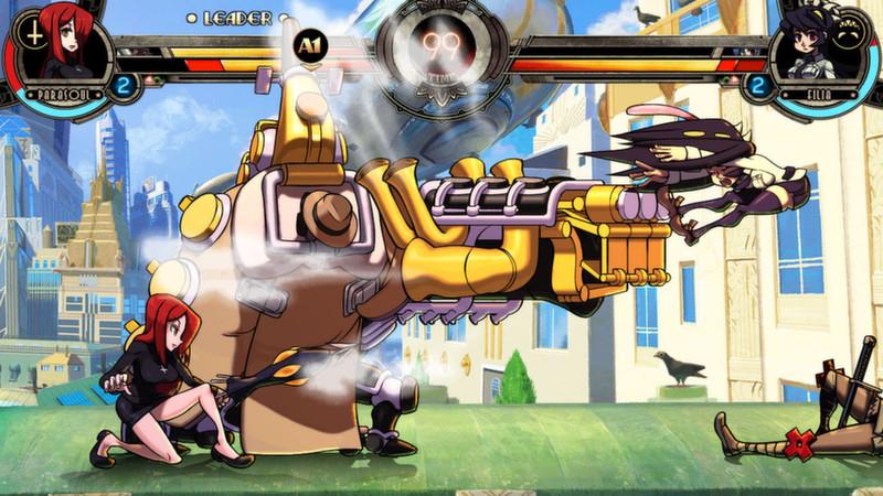 Skullgirls 2nd Encore Gameplay 4