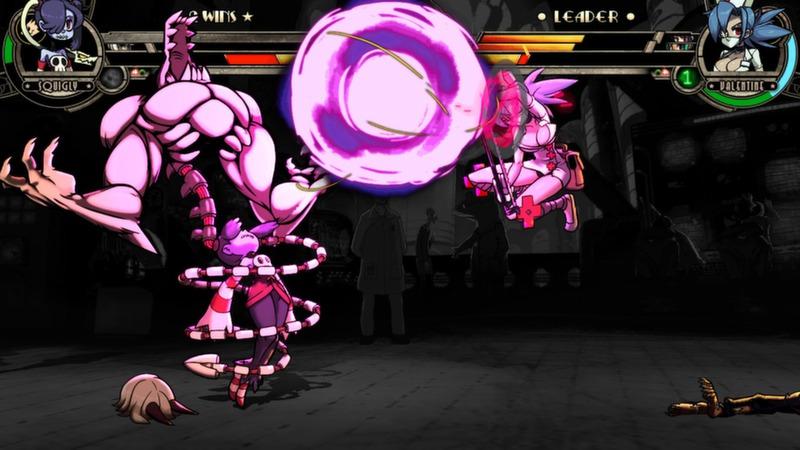 Skullgirls 2nd Encore Gameplay 2